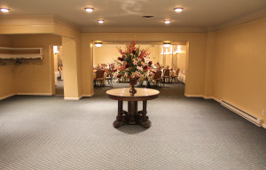 The Chestnut Room - Foyer